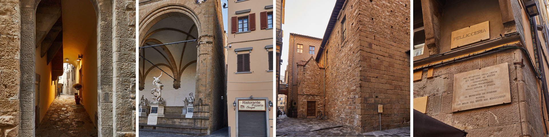 Places where Ser Piero da Vinci lived and worked