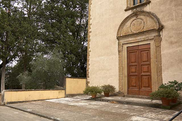 Church of Monte Oliveto