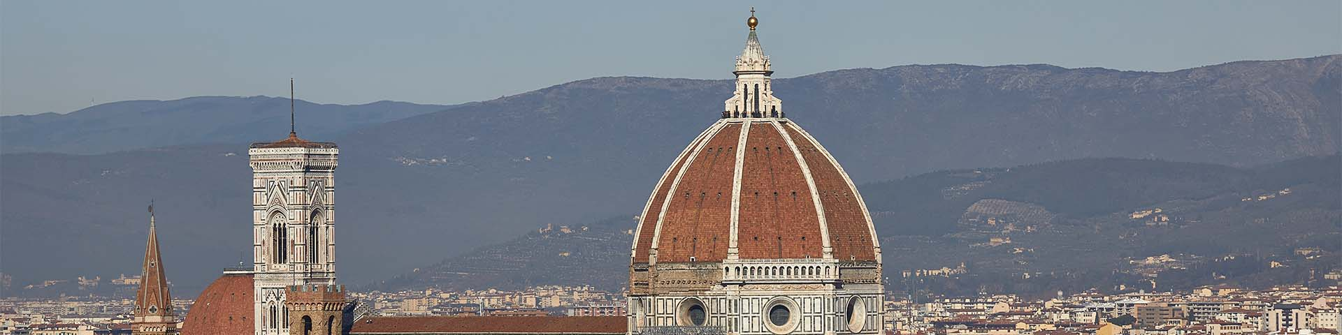 The Dome of Santa Mria del Fiore