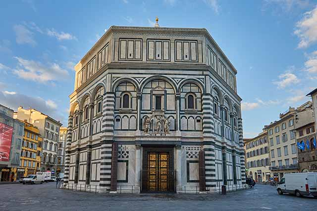 Battistero di San Giovanni, Firenze
