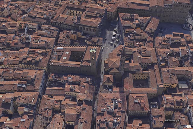 Badia Fiorentina and the Bargello