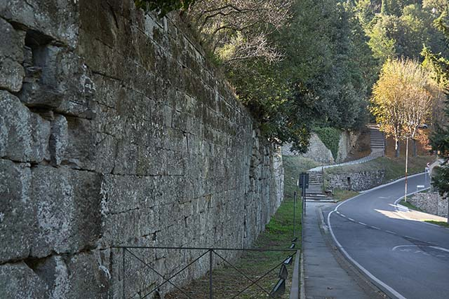 Walls of Fiesole