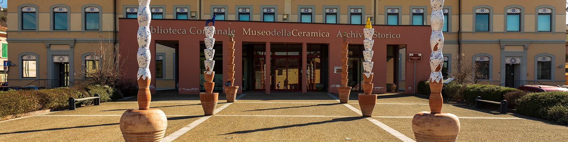 Ceramiche Toscane Montelupo Fiorentino the museum of ceramics in montelupo fiorentino
